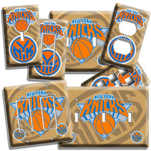 Nyk New York Knicks Basketball Ny Team Logo Light Switch Outlet Wall Plate Cover - $9.99+