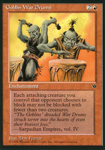 Magic: The Gathering - Fallen Empires - Goblin War Drums (C) - $0.25