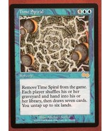 Mtg Magic PROXY 1x Time Spiral Commander Blackcore - $5.40