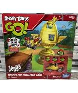 Angry Birds Go Jenga Trophy Cup Challenge Game Hasbro 2013 NEW SEALED - $44.50