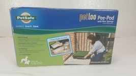PetSafe Pet Loo Pee Pod with Wee Sponge New in Open Box  - $12.99