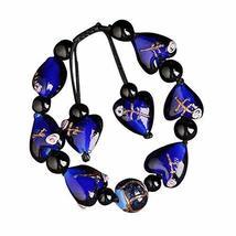 Vintage Hand Made Glaze Coloré Agate Agate Bracelets Charme Bracelets