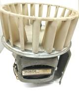 Dryer Motor with Fan 0636230 - $69.29