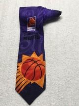 Ralph Marlin RM Sport Phoenix Suns Basketball Novelty Men's Necktie Tie - $12.86