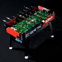 "Soccer Table Foosball ESPN 54"" Green Playfield and Simulated Goals Bead ... - $191.03"