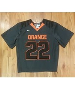 Nike Syracuse Lacrosse Jersey Vapor Mens Large - $54.00