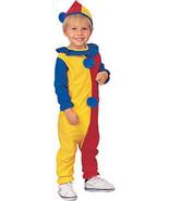 Unisex Toddler & Childs Clown Halloween Costume  - $10.00