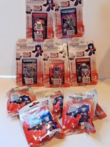 Hasbro Transformers Mini Figure & 3D Puzzle Piece Collector Card Lot Of 10 New - $31.99