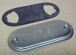 Crouse-Hinds 670 Conduit Body Cover and Gasket 2in - $16.94