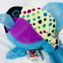 Ganz Lil'kinz Webkinz Polka Back Fish HS524 Plush Stuffed toy animal NO ... - $15.14