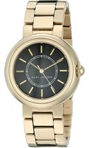 Marc Jacobs Women's MJ3468 'Courtney' Gold-Tone Stainless Steel Watch - $102.71