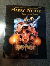 Harry Potter Piano Sheet Music Book Solos w/ Photos - $13.00