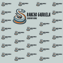 Step and Repeat Backdrop 8'X8' Customizable 9 oz. Wrinkle Free Fabric (Polyester image 4