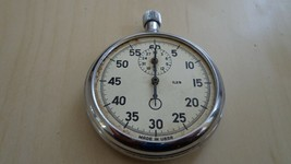 USSR Soviet Vintage Stop Watch - $9.00