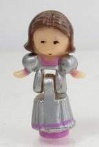 1993 Vintage Lot Polly Pocket Doll Fairylight Wonderland - Pixie Bluebird Toys - $7.50