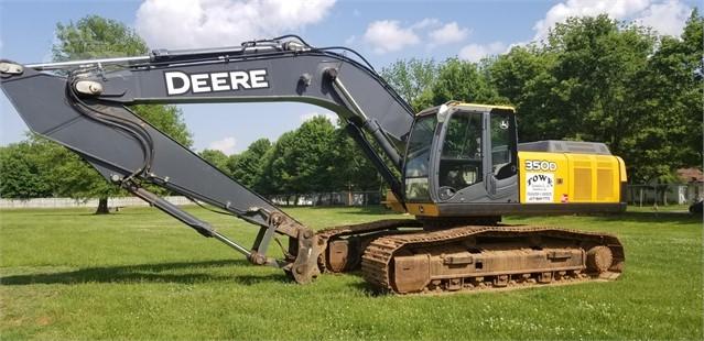 2006 DEERE 350D LC For Sale In Rogersville, Missouri 65742
