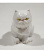 CATS & DOGS THE REVENGE OF KITTY GALORE  MR TINKLES WHITE CAT BURGER KIN... - $5.04