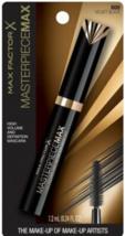 MAX FACTOR X - MASTERPIECE MAX - HIGH VOLUME MASCARA - #800 VELVET BLACK - $5.89
