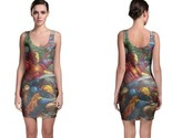 New crossover superheros bodycon dress thumb155 crop
