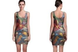 New Crossover Superheros BODYCON DRESS - $23.99+