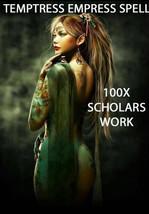 100X 7 Scholars Temptress Empress Highest Attraction Work Magick Ring Pendant - $99.77