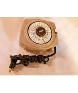 LAFAYETTE RADIO ELECTRONICS 13-0140 TECHNI TIMER 15A 1875W 1/4HP LAMP AP... - $17.81