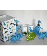 Kassatex Bambini Dino Park Pirates Owls Meadow Kids Bathroom Vanity Pump... - $10.34+