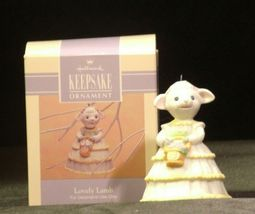 Hallmark Easter Keep Sake Collection Fine Porcelain Ornaments AA-191781Collect image 7