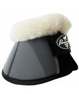 Large Professional Choice Flexible Horse Spartan Fleece Bell  Boots Char... - $43.55