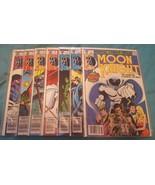 Moon Knight (1st series) #1, 3, 4, 9, 10, 11, 12, 31, 35, - $24.00