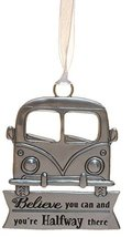 Life ie Beautiful Inspirational Zinc Ornament by Ganz- Believe You Can - $143,87 MXN