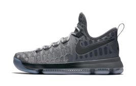 11 NEW! Nike Zoom KD 9 Kevin Durant PE Shoes Dark Grey 843392-002 Basket... - $139.99