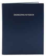 "BookFactory Blue Engineering Notebook - 168 Pages .25"" Engineering Grid ... - $37.06"