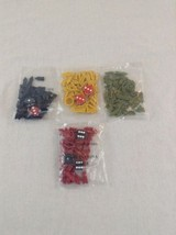Sealed Set Of 4 2008 Risk Board Game Replacement Parts & Pieces & Dice A... - $7.69