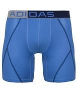 Adidas Men's Climacool Mesh Boxer Brief Underwear, Lucky Blue/Ash Blue, ... - $19.95