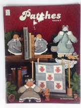 Patches Volume II Wooden Painted Designs Craft Book by Nona Gobel Paperback - $9.97