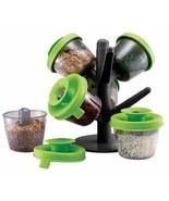 Home Basics 6 Pezzi Spice Tack Set - $352,60 MXN