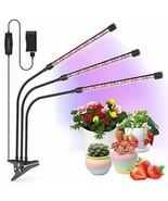 Grow Light Plant Lights for Indoor Plants LED Lamp Bulbs Full Spectrum - $32.66