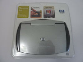 NEW - HP Photo Scanner 1000 w/ Software - SEALED - $49.45