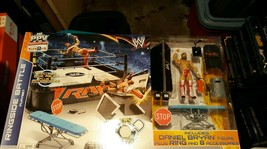 Mattel WWE Wrestling Ring Exclusive Playset PPV Ringside Battle LAST ONE... - $99.99