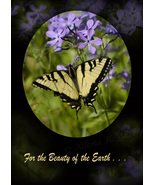 For the Beauty, A. Rose Designs note card - $5.95+
