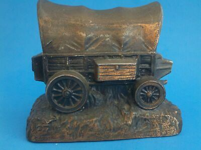 Covered Wagon Bank Banthrico First National Bank Of The Black Hills Vintage