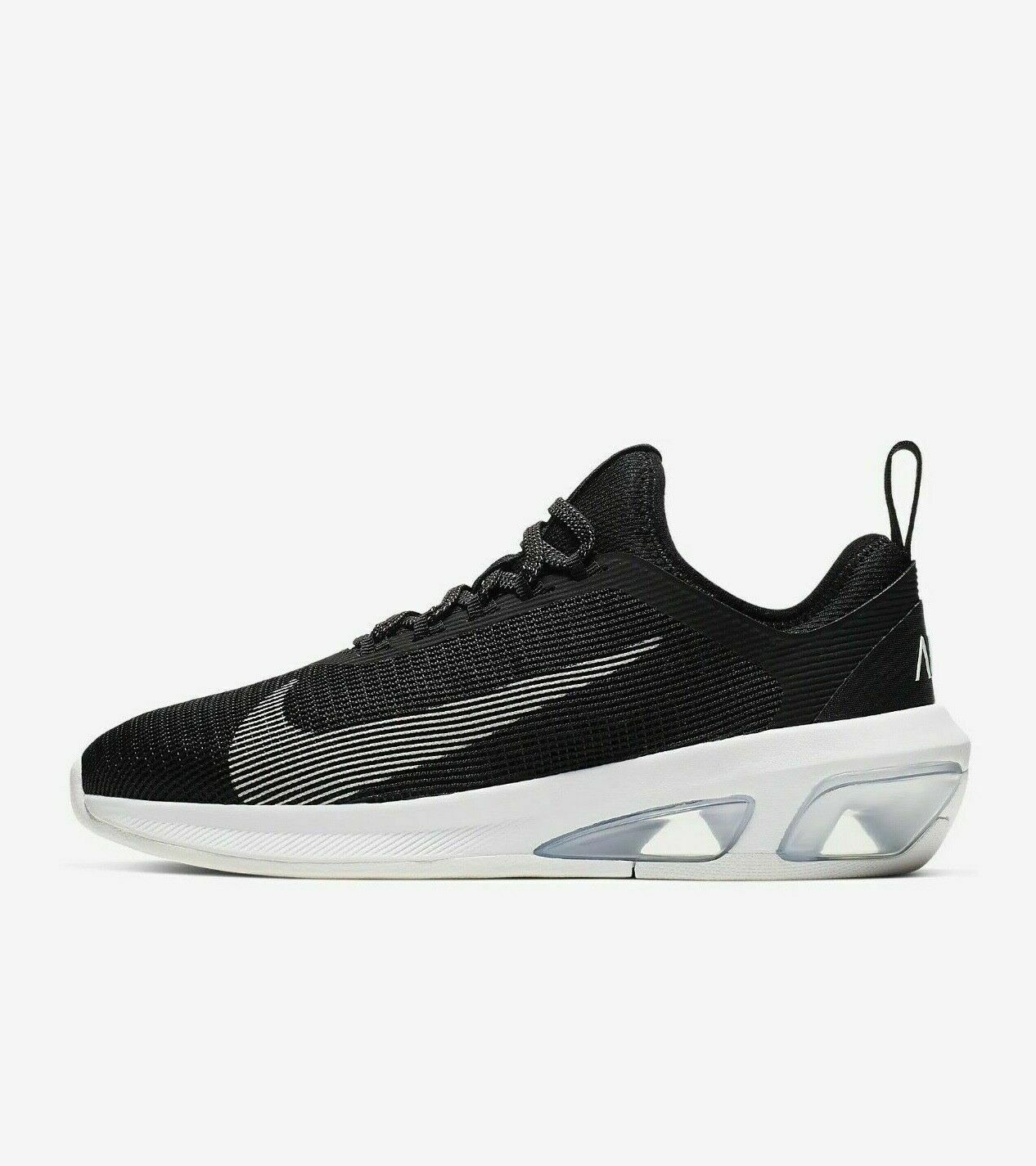 Nike Air Max Fly AT2506-002 Black White Wolf Grey Men's Running Lifestyle Shoes image 2