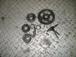 SUZUKI 2000 QUADRUNNER 500 2X4  MISCELLANEOUS TRANSMISSION GEARS   PART ... - $50.00
