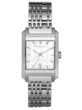 Burberry BU1572 Nova Checked Stainless Steel Bracelet Women's Watch - $569.68 CAD