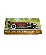 1928 LINCOLN CLASSIC CAR MODEL FROM THE LINDBERG LINE - $79.95