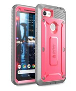 Pixel 3a XL Unicorn Beetle Pro Rugged Holster Case - $15.39+