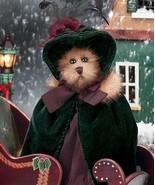 """Bearington Bears """"Carol Lynn"""" 10"""" Plush Bear- #1489 - New- 2004 - $29.99"""