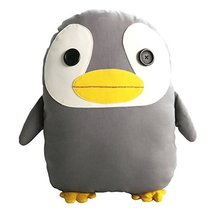 Black Temptation Creative Handmade Doll Cute Cartoon Penguin Doll Decora... - $33.43