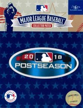 Official Licensed 2018 MLB Postseason Collectors Patch - $15.79